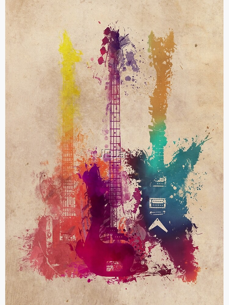 guitars 2 by JBJart