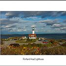Maine Lighthouses by charlie murray