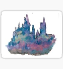 Hogwarts Sticker