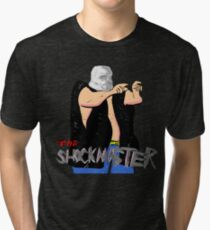 The Shockmaster Tri-blend T-Shirt