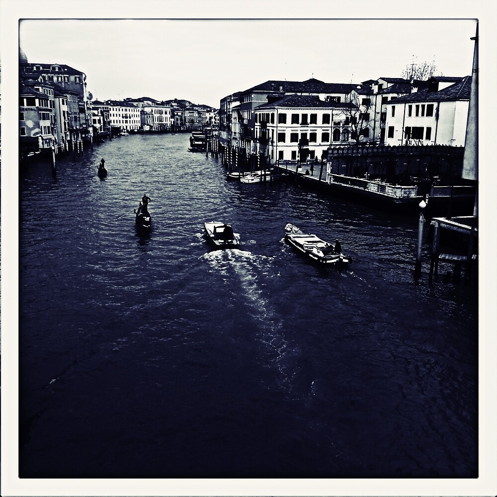 Grand Canal, Venice by Ms-Bexy