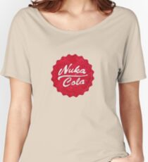 Bottlecap, Nuka Cola, Fallout Women's Relaxed Fit T-Shirt