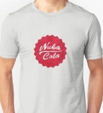 Bottlecap, Nuka Cola, Fallout Unisex T-Shirt