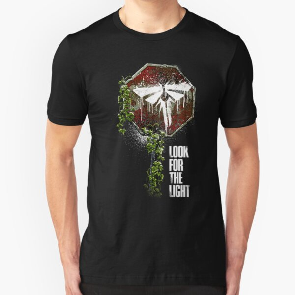 Look For The Light Slim Fit T-Shirt