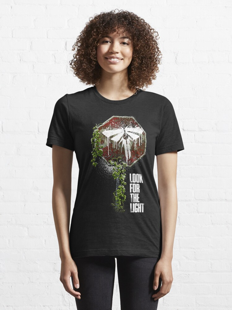Alternate view of Look For The Light Essential T-Shirt