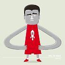 Yao Ming by mykowu