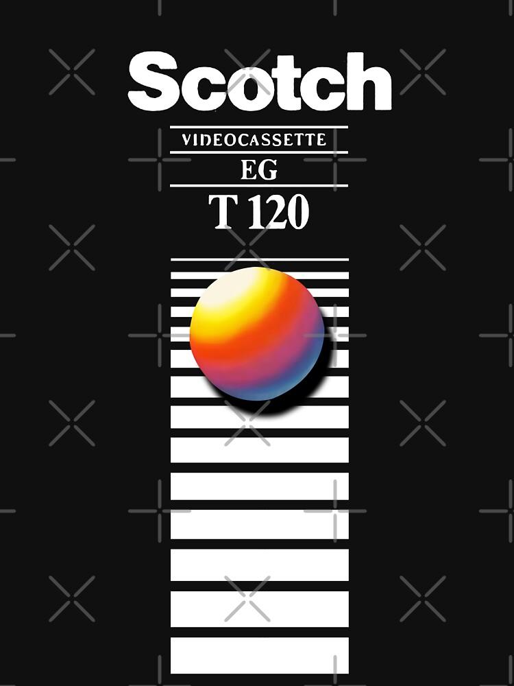 Retro VHS tape vaporwave aesthetic | Unisex T-Shirt