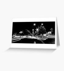 manjimup by night Greeting Card