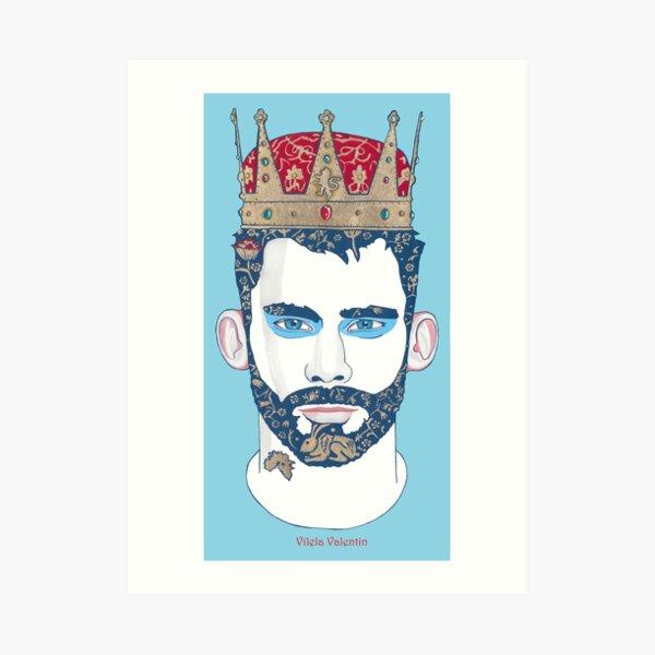 King Midas Art Print