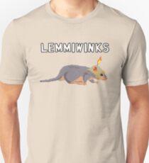 Lemmiwinks the brave adventurer T-Shirt