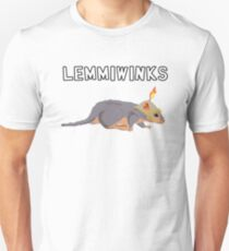 Lemmiwinks the brave adventurer Unisex T-Shirt