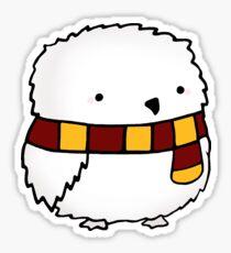 Magical Little Owl Sticker