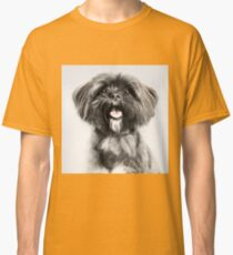 Lhasa Apso Lovers Classic T-Shirt