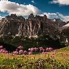 A Dolomites Classic by Marcel Ilie