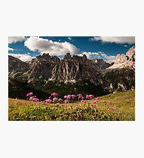 A Dolomites Classic Photographic Print