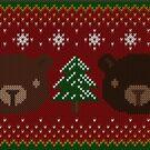 Beary Christmas by codyjoseph