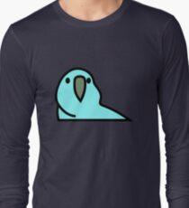 PartyParrot - Light Blue Long Sleeve T-Shirt