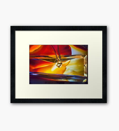 Embryonic Framed Print