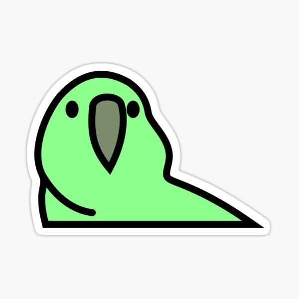 PartyParrot - Green Sticker
