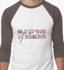 Sleeping with Sirens Flower Logo T-Shirt