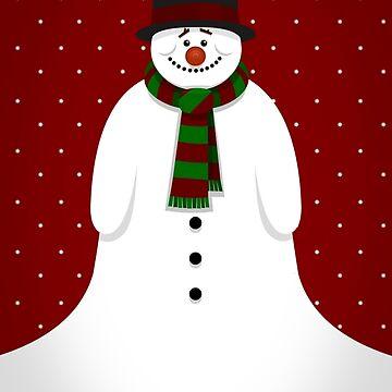 Snowman  by Motski