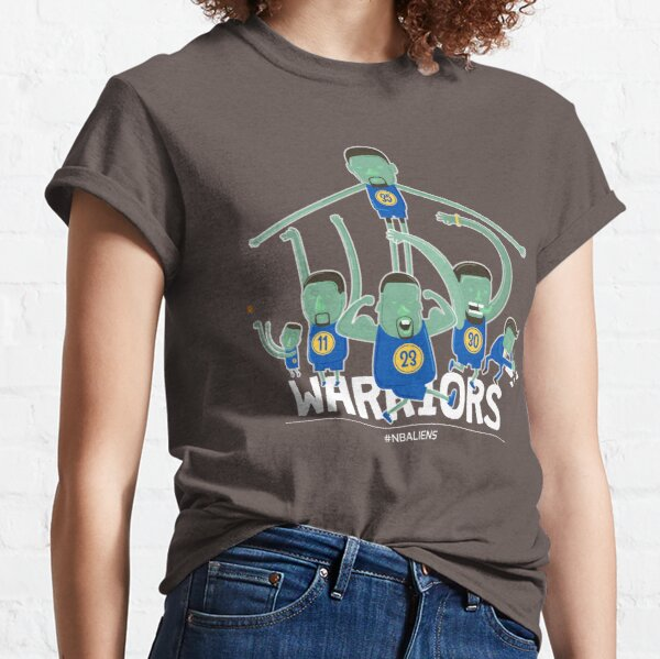 Warriors Super Team Classic T-Shirt
