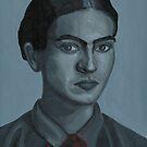 Gray Frida by mjviajes