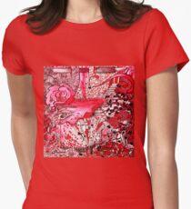 i am an open book Women's Fitted T-Shirt