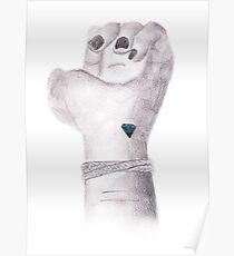 Diamond. Poster