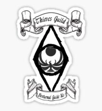 Thieves Guild Sticker