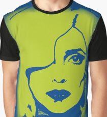 Lady Gaga by Pasha du Valentine for Goddamn Media Graphic T-Shirt