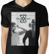 TIM MCGRAW & FAITH HILL SOUL 2 SOUL WORLD TOUR 2017 T-Shirt