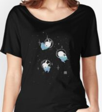 Space Bunnies Women's Relaxed Fit T-Shirt
