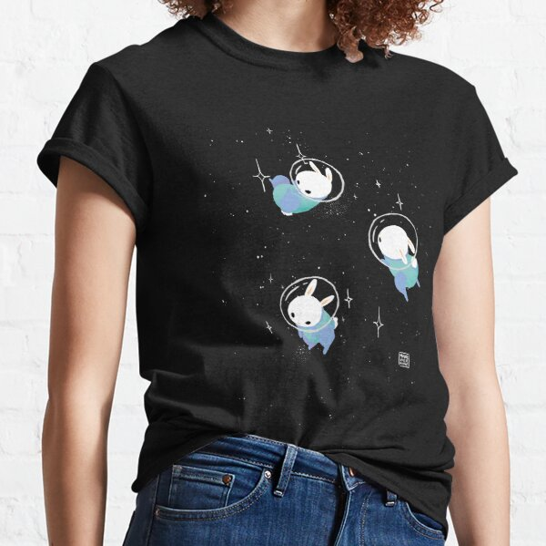 Space Bunnies Classic T-Shirt