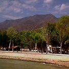 On the Shore of Lake Chapala by KaytLudi