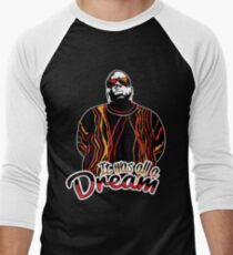 The Notorious B.I.G. - It was all a dream Men's Baseball ¾ T-Shirt