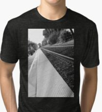 Ventura Train Station Tri-blend T-Shirt