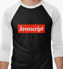 Javascript Men's Baseball ¾ T-Shirt