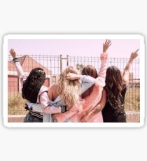little mix girls Sticker