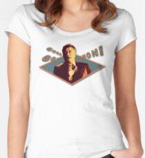 Good God Lemon! Women's Fitted Scoop T-Shirt