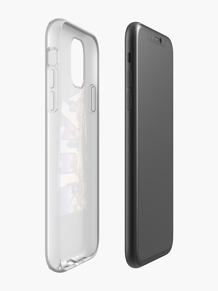 coque iphone x silicone , Coque iPhone « Bienvenue à Atlanta », par RapCulture