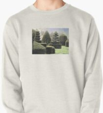 Dawn In A Topiary Garden Pullover