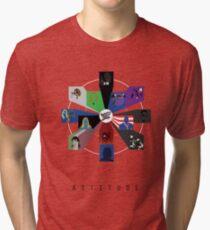 WWE - Attitude Era Tri-blend T-Shirt