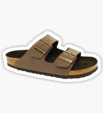 Future Sandals: Birkenstocks Sticker