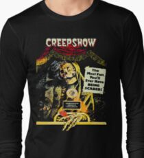 jolting tales of horror Long Sleeve T-Shirt