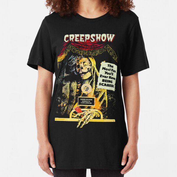 jolting tales of horror Slim Fit T-Shirt