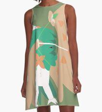 Decidueye A-Line Dress