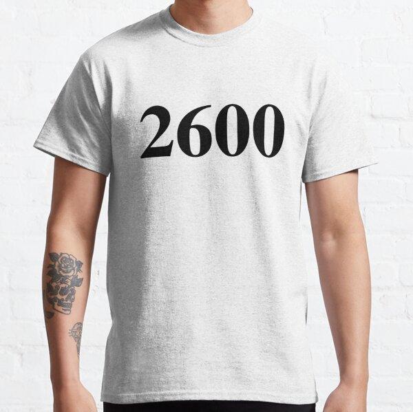 2600 Classic T-Shirt