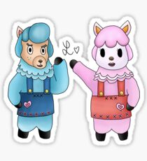 Reese & Cyrus Sticker