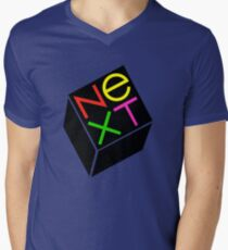 NeXT Computer Men's V-Neck T-Shirt